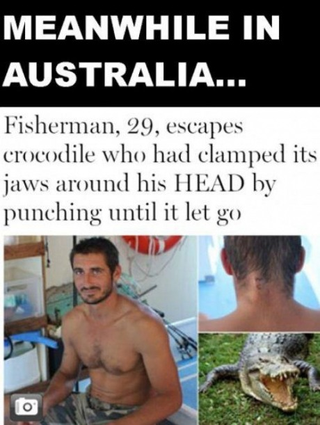 niknak79:  Overly manly Australian
