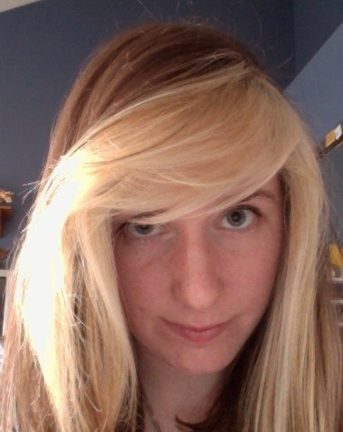 SO MUCH BLOND.THANK YOU HAIRDRESSER.