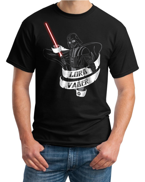 """Lord Vader"" by D4N13L The Force is strong with this one! Now available on ShirtMogul for the incredibly low price of 8$!! Go get it before it's gone!"