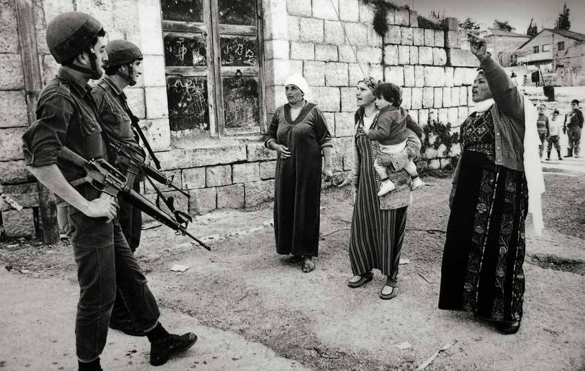 theuprooted:  first intifada