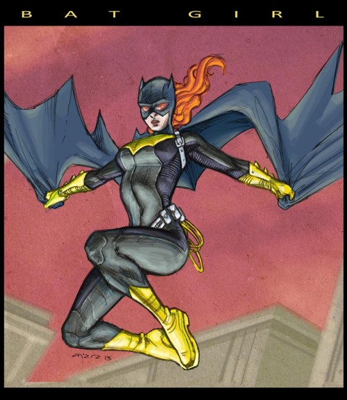 Batgirl  By ~dichiara [Blog]