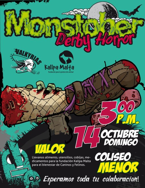 Monstober Derby Horror