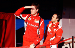 fandemassa:  Felipe Massa and Rob Smedley in a new direction in 2014… with Williams?