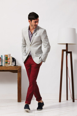 Perry Ellis S/S 2013 Lookbook