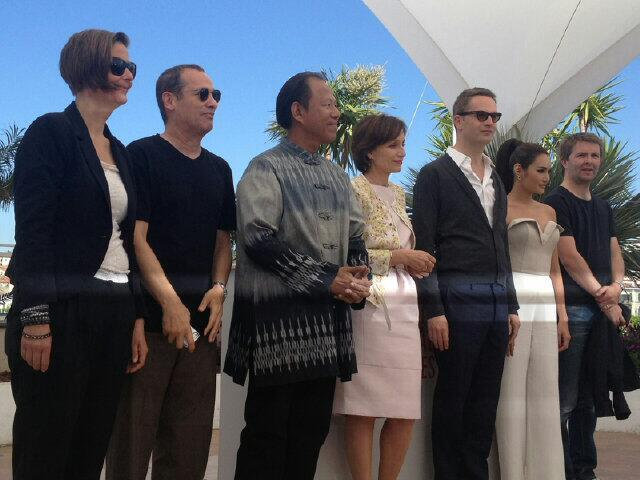fuckyeahonlygodforgives:  Cannes 2013: Photocall for Only God Forgives
