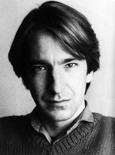 Happy 67th birthday to Alan Rickman. You will be my Snape. Always.