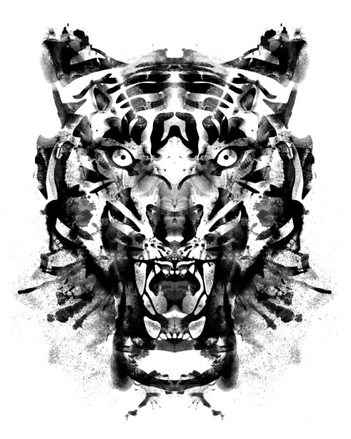 ROARschach  Inkblot Test Vote: http://www.threadless.com/threadless/roarschach-2/
