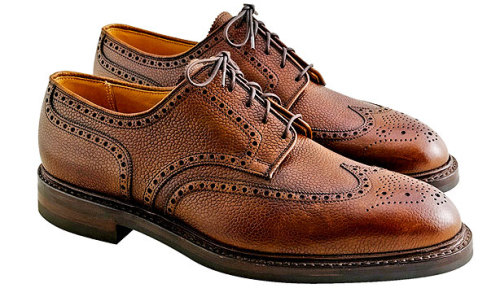 Crockett & Jones Full Brogue http://www.facebook.com/DressShoesandSneaker