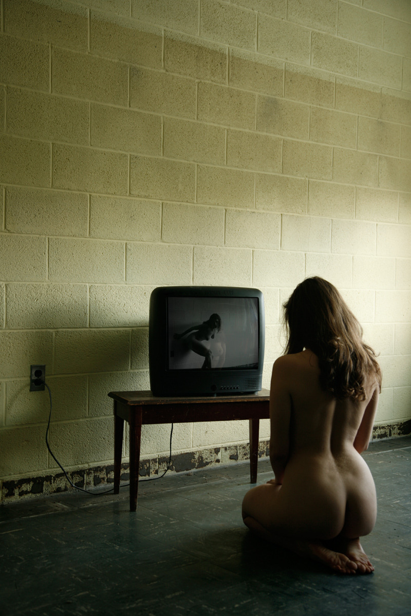 titillate-me:  I saw it on TV by mjranum
