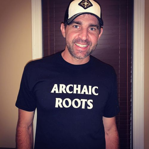 Shout out to @matthew.paul.johnson @no_lids_and_apparel #archaicroots my first band with @freelowmusic throwback shirts. (We made these by hand with/for our friends and fans around 2006 before a show.) These are the Vintage reboots! #music #supportlocal #stillirise #nola (at New Orleans, Louisiana) https://www.instagram.com/p/CBLlTJlpByd/?igshid=8ooines1f29d #archaicroots#music#supportlocal#stillirise#nola