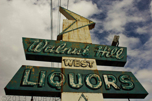 Walnut Hill Liquors on Flickr.