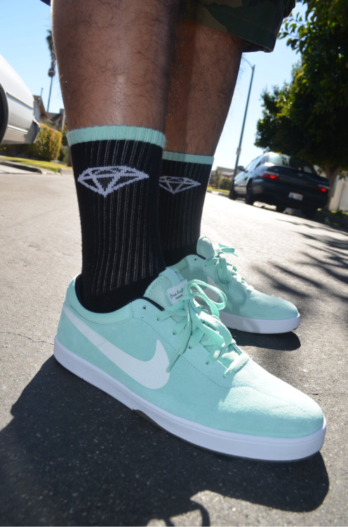 WDYWT  Nike Eric Koston X Diamond Supply