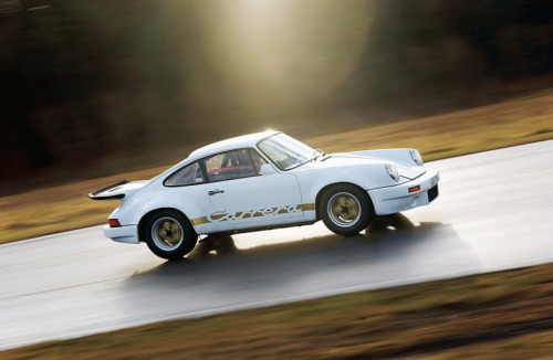 vintageclassiccars:  Carrera RS- the one model to go for.