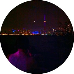 #Toronto from #TorontoIsland (at Toronto Islands)
