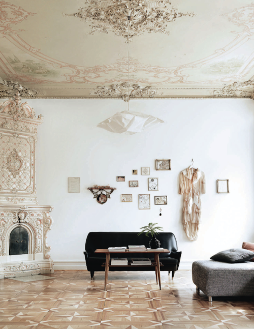 Beautiful home, as documented by Petra Bindel. More Images at French by Design