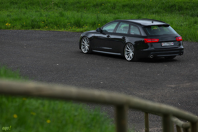 Audi A6 Avant on Flickr.