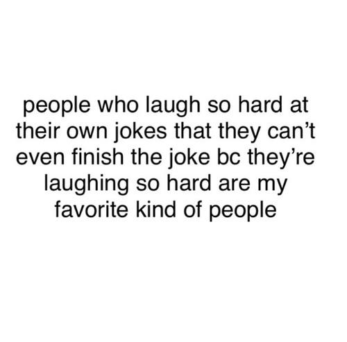But that's me! Hahaha