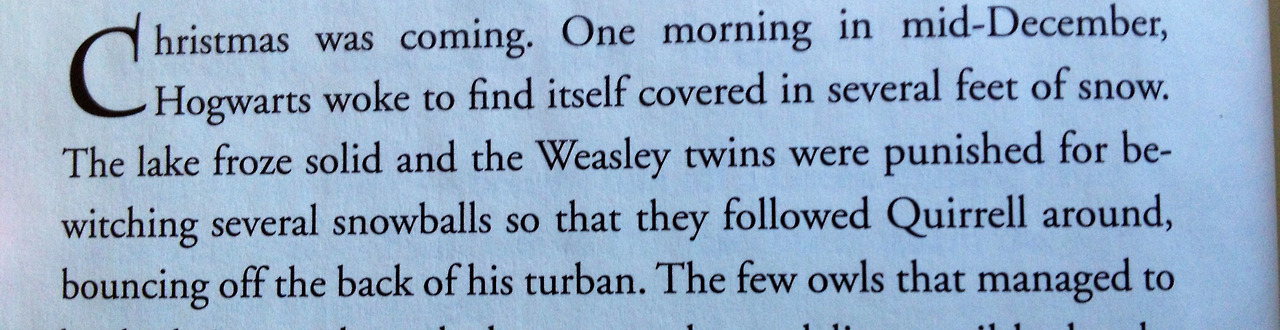 Casual holiday reminder that the Weasley twins onc