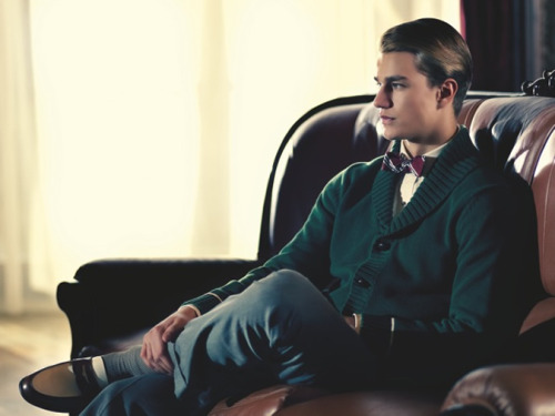 mrmoderngentleman:  Brooks Brothers X The Great Gatsby