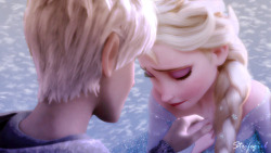 love disney dream jack frozen jack frost jackfrost elsa jelsa jack x elsa jack and elsa