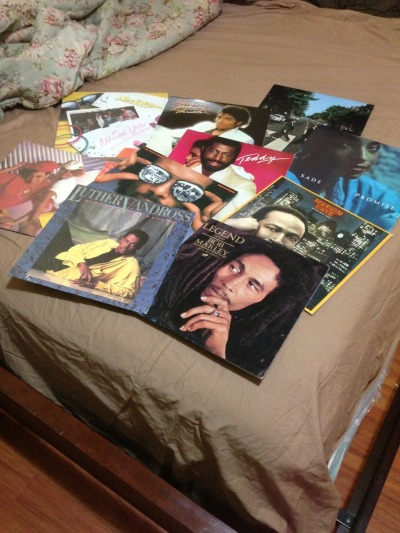 soulblunted:  I'm not just into Hip-hop y'know? Classics!