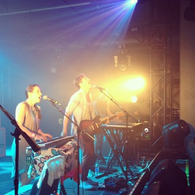 St. Lucia (at Hype Hotel)