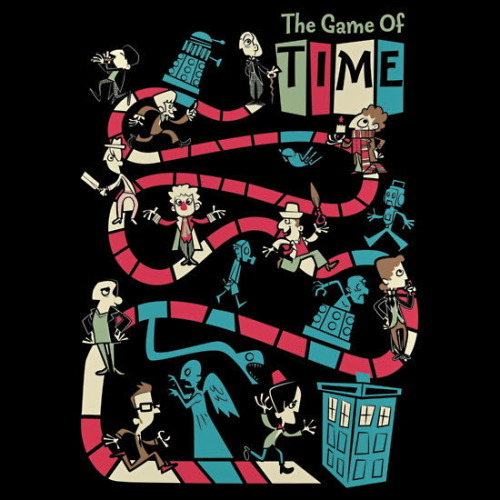 imalwaysallright:  The Game of Time.