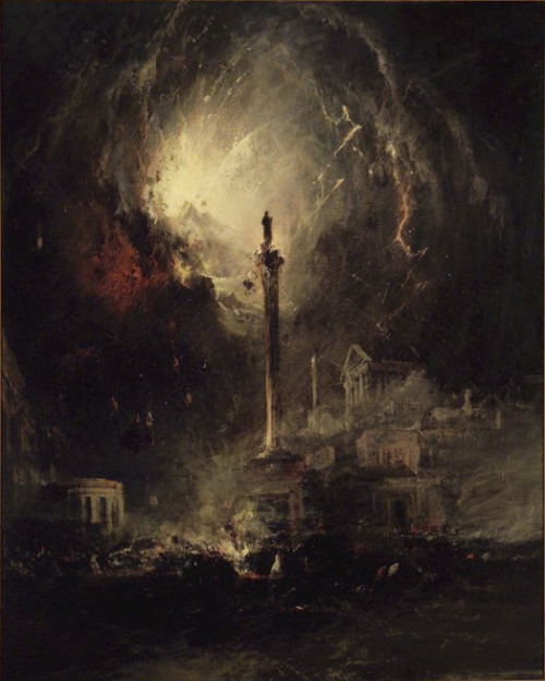 leaddust:  James Hamilton - The Last Days of Pompeii