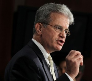 6dogs9cats:  Pathetic Oklahoma Senator Tom Coburn Says Cuts Must Be Made Before He'll Support Tornado Relief  (via Pathetic Oklahoma Senator Tom Coburn Says Cuts Must Be Made Before He'll Support Tornado Relief) Before the final body count has even come in (which currently stands at 51, with officials telling the medical examiner's office to expect at least 40 more) a pathetic excuse for a human being, GOP Senator Tom Coburn, will apparently require offsets to spending before he votes in favor of disaster relief for the areas of Oklahoma devastated by tornadoes on Monday.