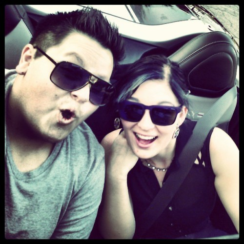 @k_mac044  #topless #convertible #bro #sunglasses #movies #startrek
