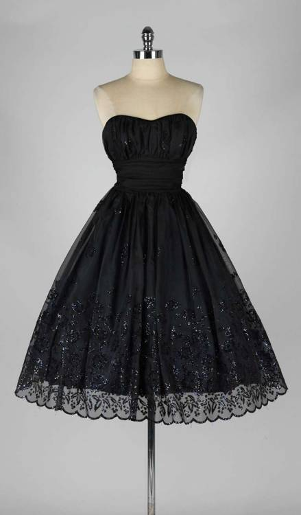 omgthatdress:Dress1950sMill Street Vintage