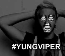 Cover of #YUNGRAPUNXEL of @Azealiabanks