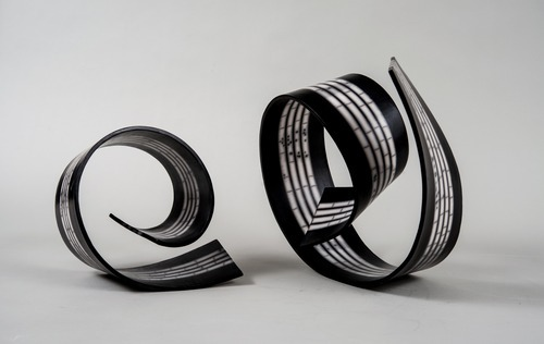 Simcha Even-Chen exhibition at Benyamini Contemporary Ceramics Center, Tel Aviv