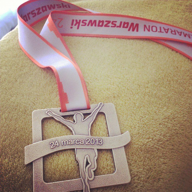 #running #21k #debut #medal #cold #icy #onethirtynine