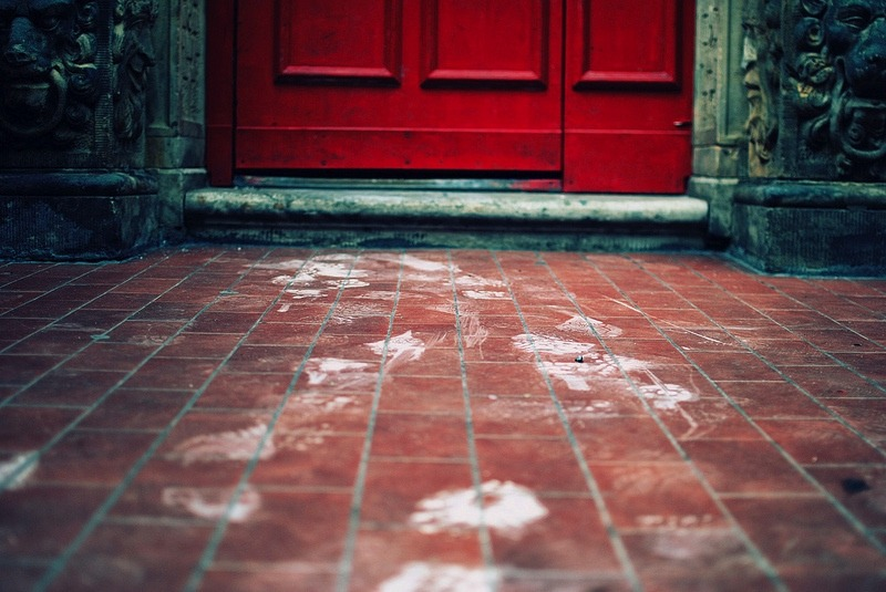 | ♕ |  The Red Door - Gdansk, Poland  | by © Erik Witsoe