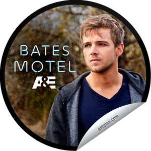 I just unlocked the Bates Motel: Nice Town You Picked, Norma… sticker on GetGlue                      5579 others have also unlocked the Bates Motel: Nice Town You Picked, Norma… sticker on GetGlue.com                  Dylan causes trouble at home. Share this one proudly. It's from our friends at A&E.