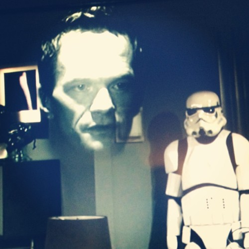 #Barney is #Awesome! #JorEl Cam! #Stormtrooper #HIMYM