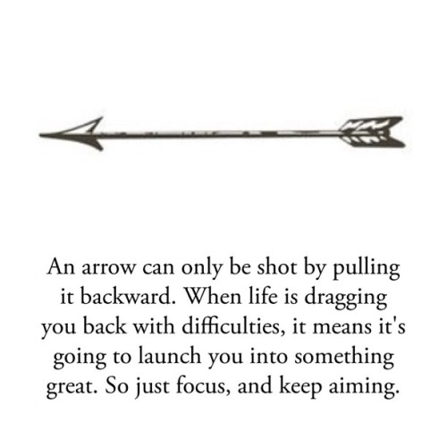 calmkai:  overfierce:  love this  I want an arrow tattoo