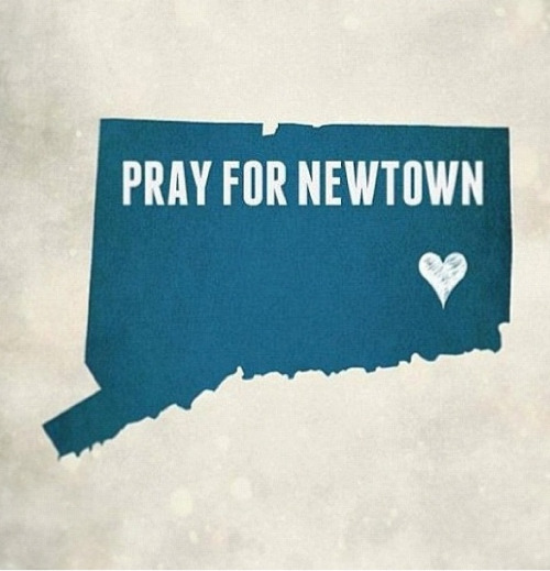 My heart goes out to the families affected! I live very close to Newtown, the news shattered everybody in Fairfield county. May these children rest in peace.