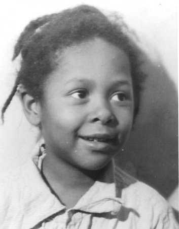 Marilyn Nelson's early work: involved being really cute.