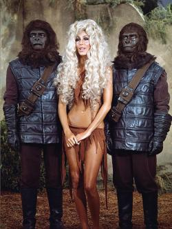 soy-ivan-g:  Cher in the Planet of the Apes
