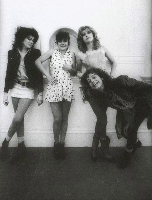 The Slits RULE