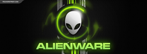 Alienware Logo Facebook Cover
