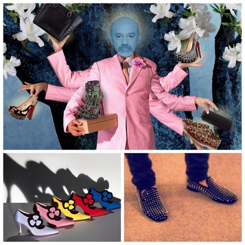 Designer Profiles Pt 1 #ChristianLouboutin is one of the worlds most famous #shoe designers. His trademark red soles are famous and eye catching and always exciting to catch a glimpse at. In these designer profiles, you will learn how each #designer has created magic with their creativity in the fashion world. Head to mrimeldamarcos.tumblr.com for more OR on facebook under the #MrImeldaMarcos Name :) #Fashion #Melbourne