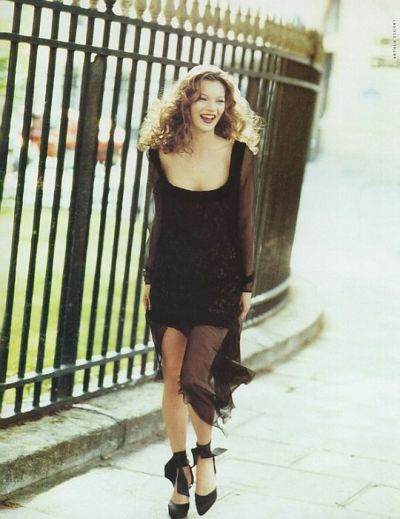 "labsinthe:  ""Tout Petit"" with Kate Moss by Arthur Elgort for Vogue Italia"