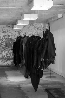 anticlimaxed:  Obscur Showroom S/S 2012