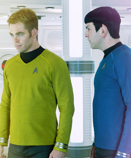 Can't wait to see this! Kirk, you're my fave ;)