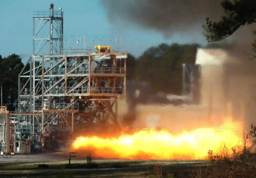 laboratoryequipment:  NASA Tests Old Apollo 11 Engine for Future IdeasLike vinyl records and skinny ties, things eventually come back around. At NASA, that means looking to the Apollo program for ideas on how to develop the next generation of rockets for future missions to the moon and beyond. Young engineers who weren't even born when the last Saturn V rocket took off for the moon are testing a vintage engine from the program.The engine, known to NASA engineers as No. F-6049, was supposed to help propel Apollo 11 into orbit in 1969, when NASA sent Neil Armstrong and two other astronauts to the moon for the first time. The flight went off without a hitch, but no thanks to the engine — it was grounded because of a glitch during a test in Mississippi and later sent to the Smithsonian Institution, where it sat for years.Read more: http://www.laboratoryequipment.com/news/2013/01/nasa-tests-old-apollo-11-engine-future-ideas