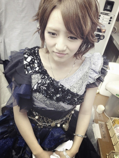 xxtakaminiluverxx:  Minami you look so adorable. Why? T^T
