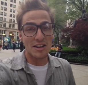 theinfiniterusher:  nikkie-erwood:  Kendall Schmidt.  The blonde headed Peter Parker.  Im mad I just realized that.